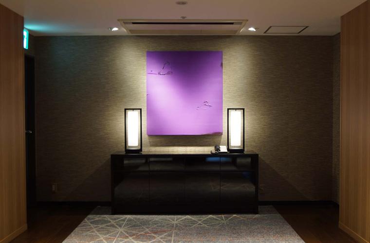 シェラトン都ホテル(東京)/エレベーターホール