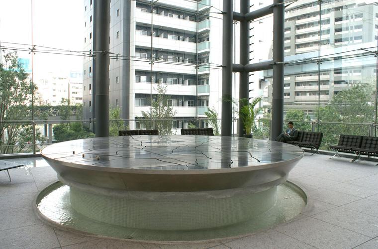 汐留ビルディング(東京)/ロビー