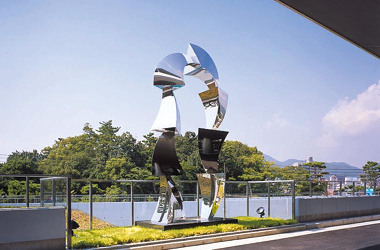 国立病院呉医療センター(広島)/車寄せ