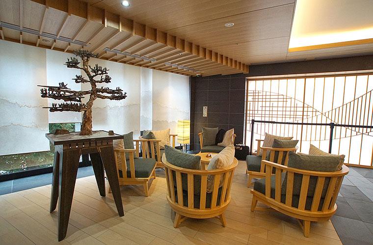 ホテルサンルート京都木屋町(京都)/ロビー