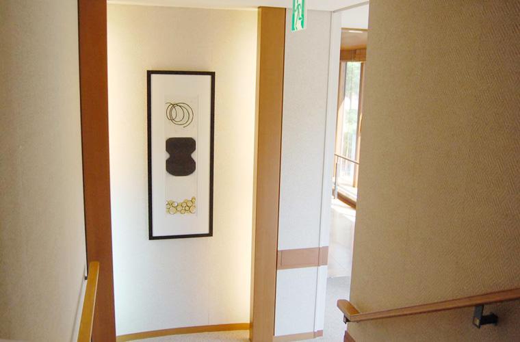 トラスコリゾート&スパ箱根(神奈川)/階段