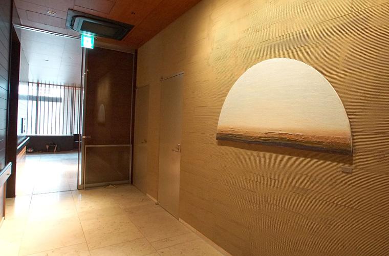 キャピタルゲートプレイス(東京)/廊下