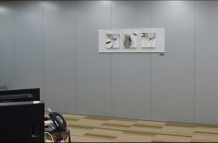 某オフィス(東京)/フリースペース