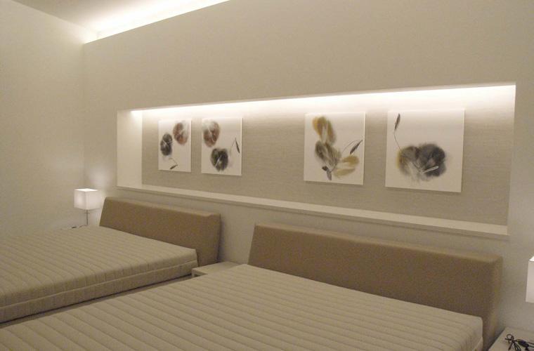 個人邸(栃木)/寝室