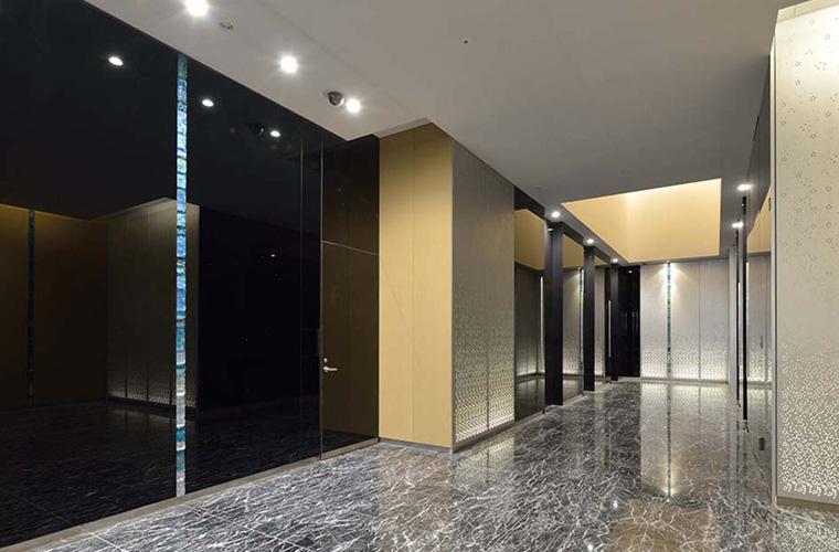 COREDO室町3(東京)/エレベーターホール