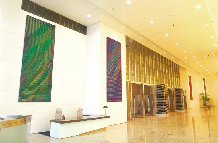 香港・国際金融センター/ロビー